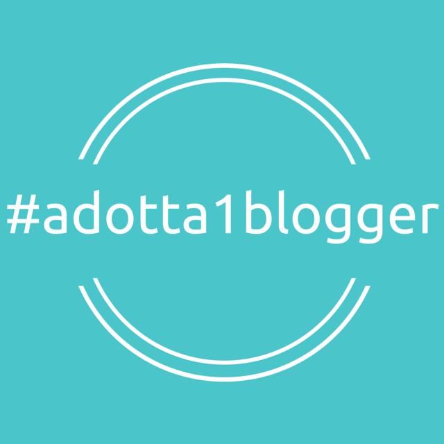 adotta un blogger