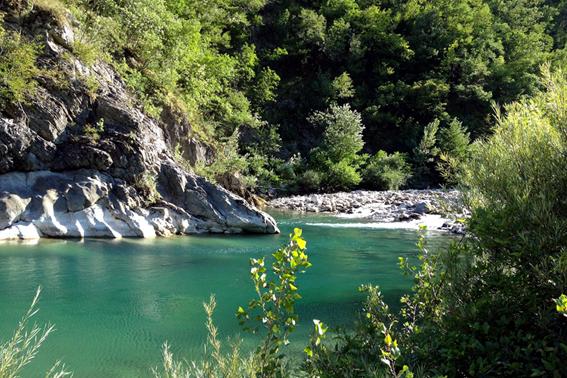 fiume trebbia