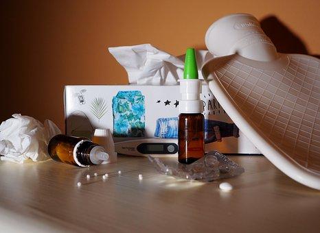 influenza in vacanza